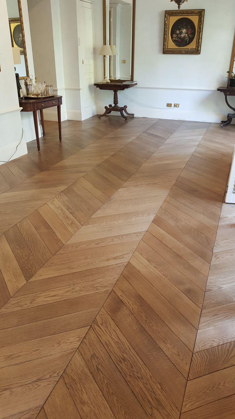 Chevron Timber Floor Supplier Melbourne